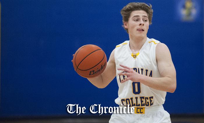 Pierce College at Centralia College Men's Basketball (Feb. 4)